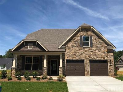 Mebane Single Family Home For Sale: 1024 Fairhaven Drive