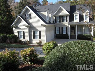 Cary NC Single Family Home For Sale: $589,900