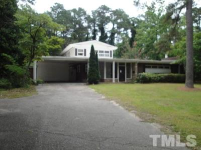 Rocky Mount NC Single Family Home For Sale: $189,960