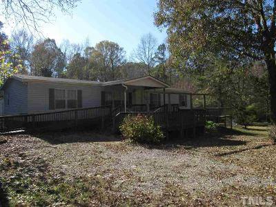 Manufactured Home For Sale: 109 Godwin Estates Lane