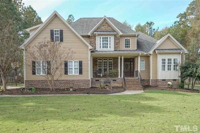 Garner Single Family Home Pending: 5304 Tywood Drive