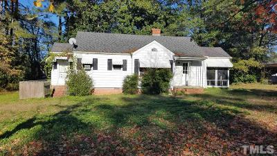 Johnston County Single Family Home For Sale: 205 E Morgan Street