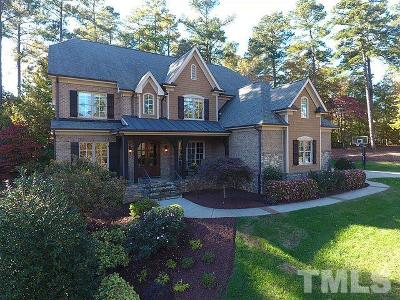 Raleigh Single Family Home For Sale: 10121 Lobley Hill Lane