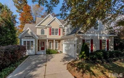 Wake Forest Single Family Home For Sale: 504 Findhorn Lane