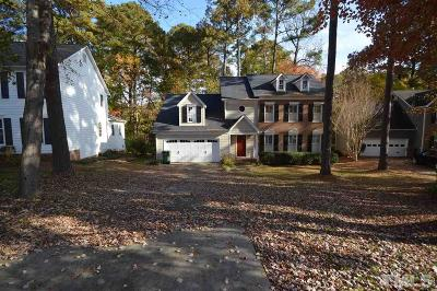 Cary Rental For Rent: 110 Mariposa Drive