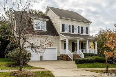 Holly Springs Single Family Home For Sale: 417 Edgepine Drive