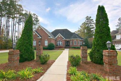 Johnston County Single Family Home For Sale: 146 Lakeshore Drive