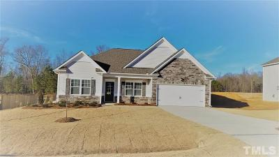 Johnston County Single Family Home For Sale: 332 Highland Rhodes Drive