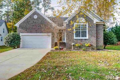 Cary NC Single Family Home For Sale: $355,000