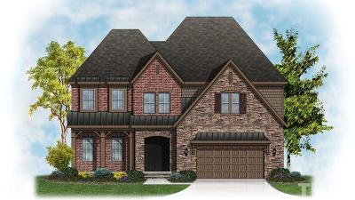 Apex Single Family Home For Sale: 554 White Oak Pond Road #Homesite