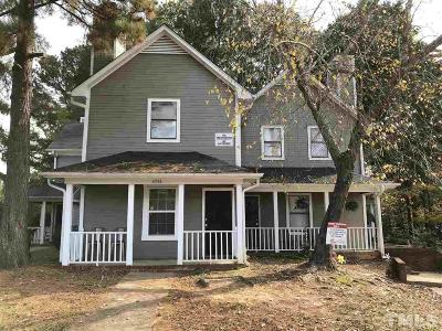 Raleigh NC Multi Family Home For Sale: $386,900