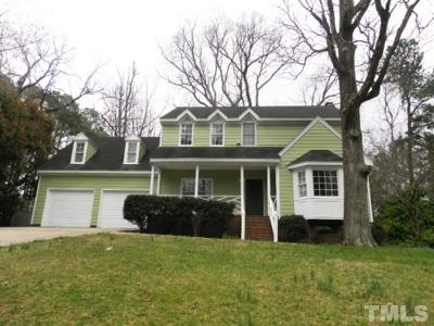 Wake County Rental For Rent: 208 Lawrence Road