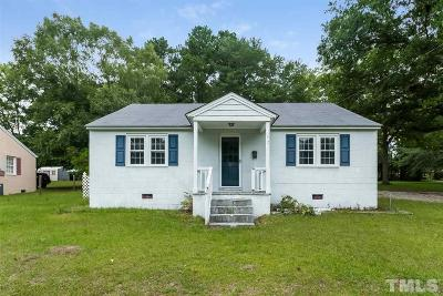 Raeford NC Single Family Home For Sale: $65,000