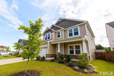 Garner Rental For Rent: 304 Marsh Creek Drive