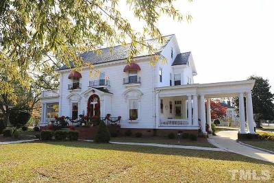 Harnett County Commercial For Sale: 309 W Divine Street