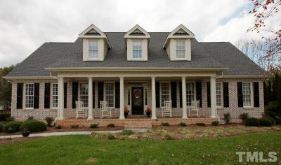 Single Family Home For Sale: 9001 Chelsea Drive
