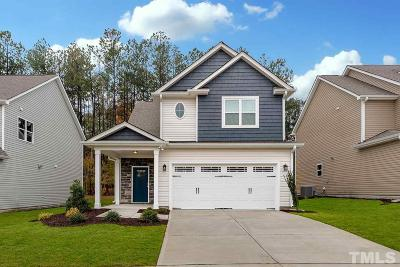 Raleigh NC Single Family Home For Sale: $284,900