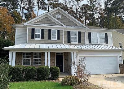Cary NC Single Family Home For Sale: $438,000