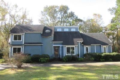 Goldsboro NC Single Family Home For Sale: $128,900