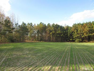 Wake County Residential Lots & Land For Sale: Halifax Road