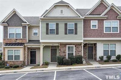 Wake County Rental For Rent: 6407 Swatner Drive