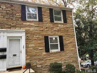 Raleigh Rental For Rent: 981 St Marys Street