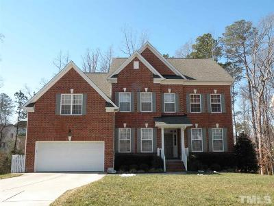 Wake County Rental For Rent: 1804 Charlion Downs Lane