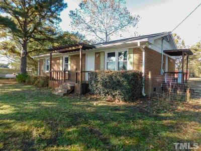 Wake County Rental For Rent: 3029 Century Farm Road