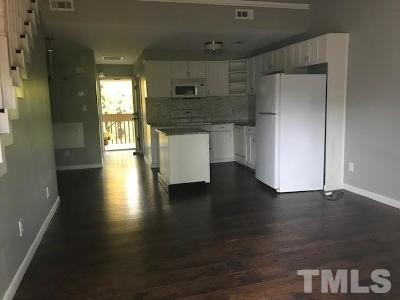 Wake County Rental For Rent: 3033 Huntleigh Drive #3033