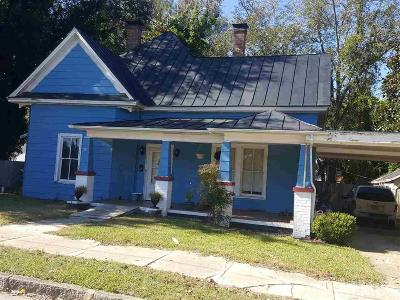 Dunn Single Family Home For Sale: 506 S Magnolia Avenue