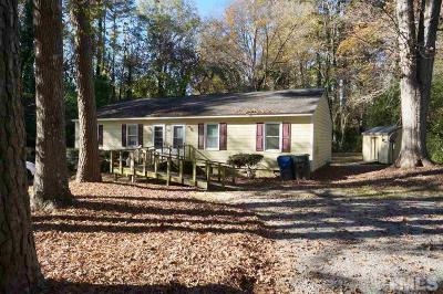 Wake County Rental For Rent: 728 King Richard Road #B