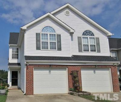 Wake County Rental For Rent: 5227 Eagle Trace Drive