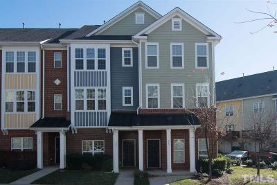 Cary Townhouse Contingent: 228 Michigan Avenue