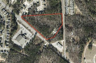 Raleigh Residential Lots & Land For Sale: 3081 Sanderford Road