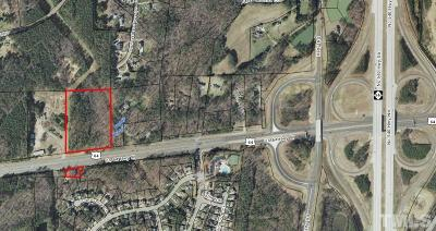 Wake County Residential Lots & Land Pending: 2728 Us 64 Highway West