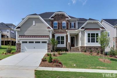 Wake Forest Single Family Home For Sale: 3024 Mountain Hill Drive