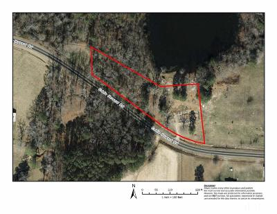 Wake County Residential Lots & Land For Sale: 1829 Eddie Howard Road