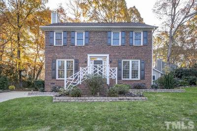 Cary Single Family Home Contingent: 844 Madison Avenue
