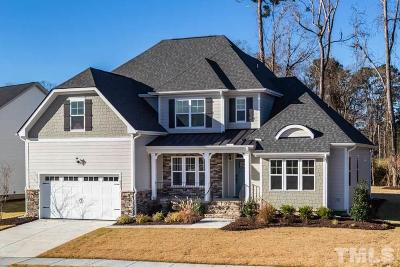 Wake Forest Single Family Home For Sale: 817 Stanly House Street