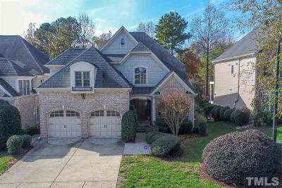 Raleigh Single Family Home For Sale: 12337 Beestone Lane