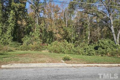 Durham County Residential Lots & Land Contingent: 617 Bon Air Avenue