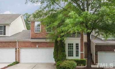 Raleigh Townhouse For Sale: 12208 Fox Valley Street