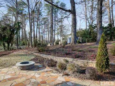 Raleigh Single Family Home For Sale: 4909 Baylor Court