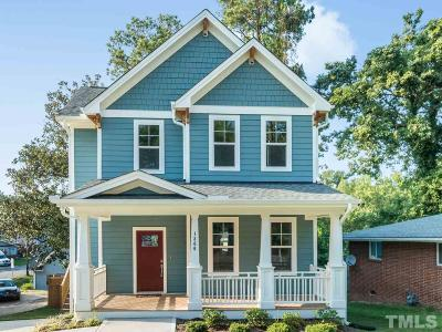 Durham Single Family Home For Sale: 1306 Scout Drive