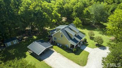 Single Family Home For Sale: 2167 Mill Creek Road #Lot 1 &