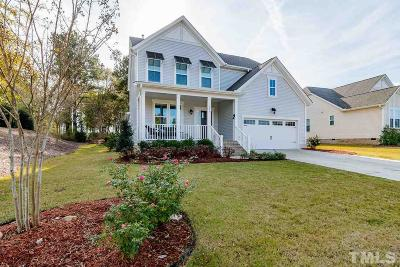 Holly Springs Single Family Home For Sale: 101 Bayham Drive