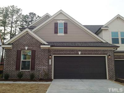 Cary Townhouse For Sale: 130 Alamosa Place