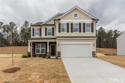 Garner Single Family Home For Sale: 93 Cliffview Drive