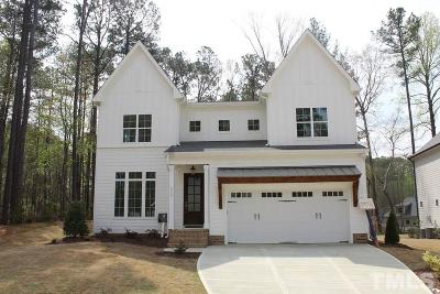 Raleigh Single Family Home For Sale: 8028 Ghost Pony Trail