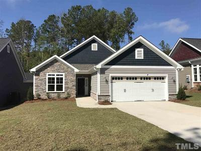 Harnett County Single Family Home For Sale: 177 Glenwood Court